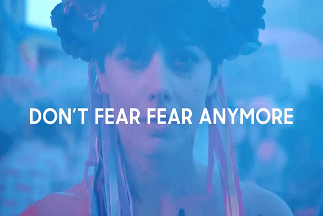 Don't fear fear anymore Samsung campaign