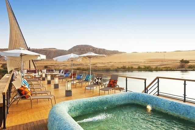 Nile Cruise travel