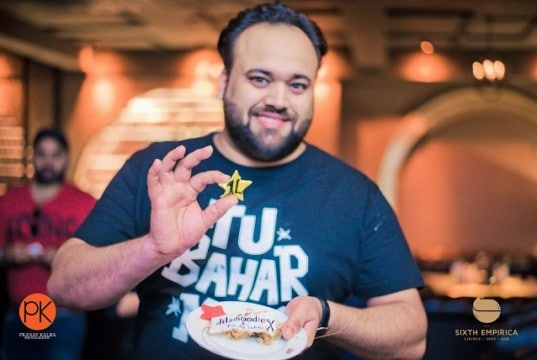 Karan Dua of Dil Se Foodie