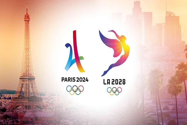 Olympics in Paris, Los Angesles in 2024 and 2028