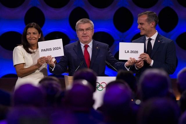 Paris Olympics 2024, Los Angeles in 2028