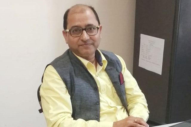 Foreign Policy Expert Dr. Alok Kumar Gupta