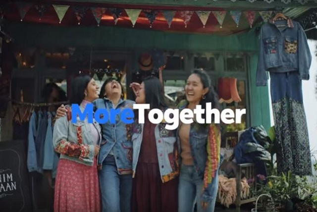 Facebook App More Together