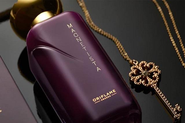 Oriflame perfume Magnetista
