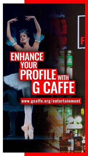 G Caffe Entertainment website actor