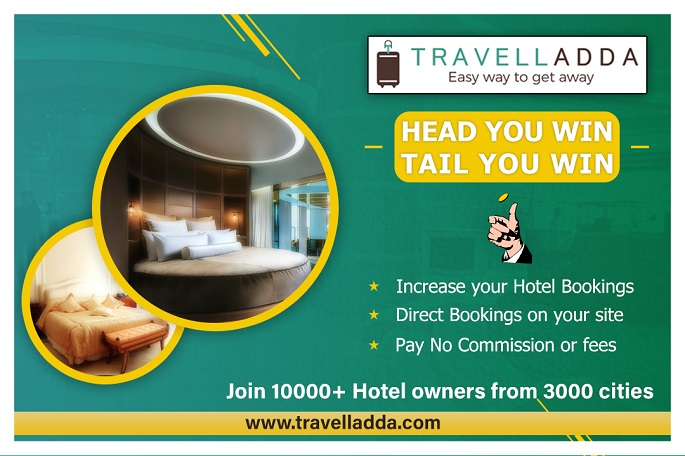 Travel Adda tour hotel booking